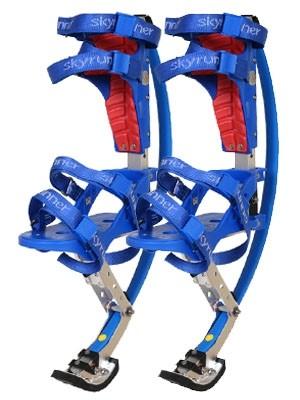 Skyrunner детские Junior синий - фото 4635