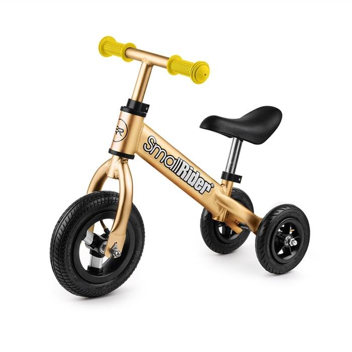 Беговел-каталка для малышей Small Rider Jimmy золотой - фото 7365