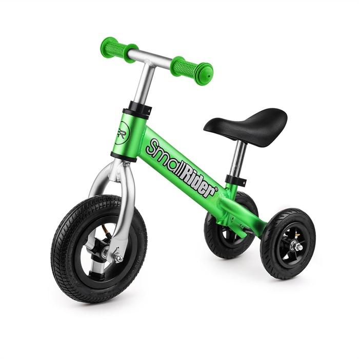 Беговел-каталка для малышей Small Rider Jimmy зеленый - фото 7393