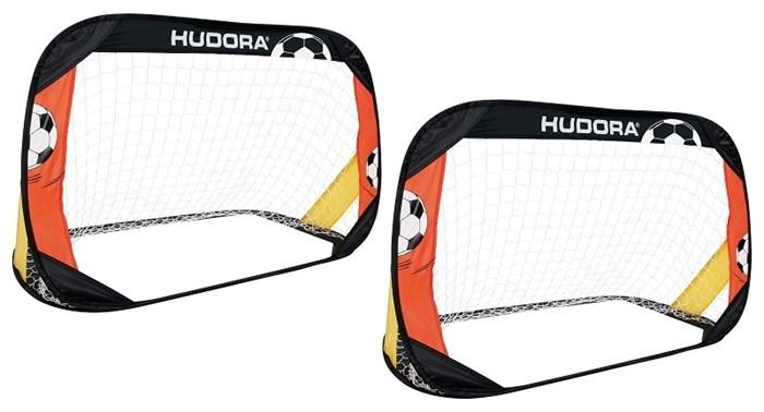Футбольные ворота HUDORA Pop Up Set of 2 (76994) - фото 7769