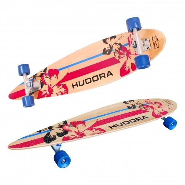 Лонгборд HUDORA Longboard ABEC 7 12802/01 - фото 7796
