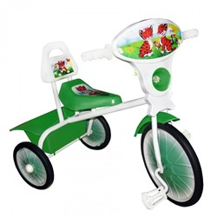 Детский велосипед «Малыш» - фото 7812