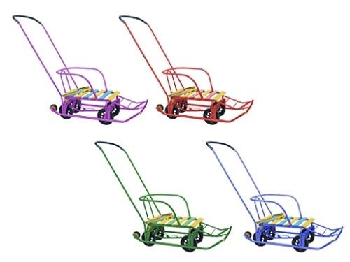 Санки на колесах«Тимка 5 универсал» Nika Т5У - фото 7813