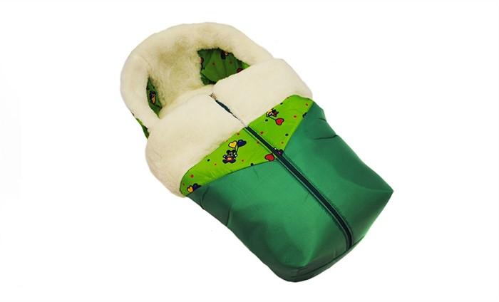 Матрас с попоной для санимобиля ПРЕМИУМ зеленый - фото 7912