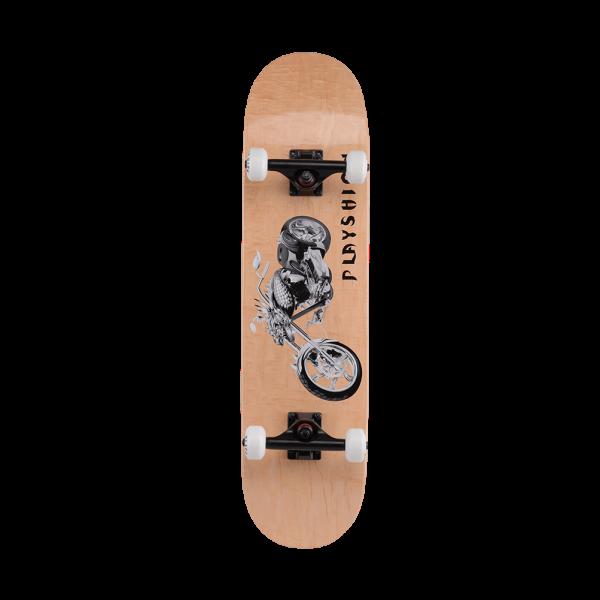 Скейтборд ART мото - фото 8107