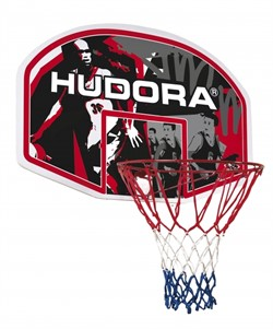 Набор для баскетбола HUDORA Basketballkorbset In-/Outdoor - фото 8216