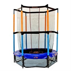 Батут HUDORA Safety trampoline Jump in 3.0, 140 cm Ø 65596 - фото 8222