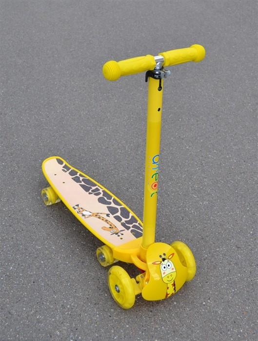 Самокат-скейт Ateox - фото 8405