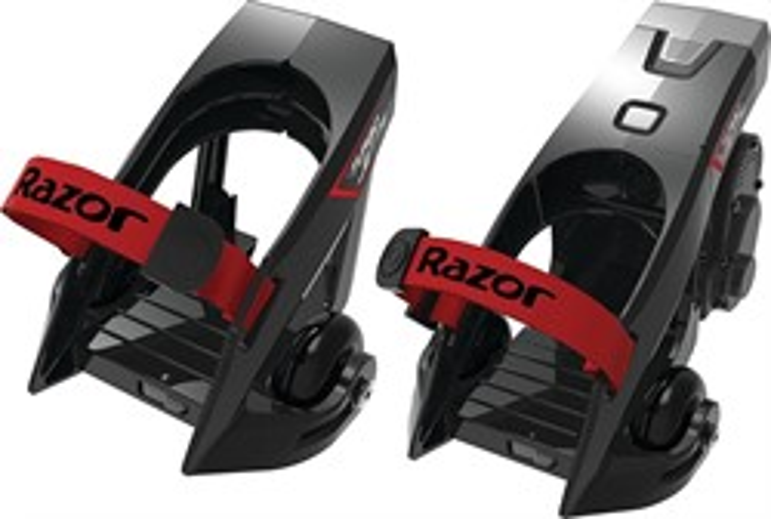Электроролики на обувь Razor Turbo Jetts - фото 8411