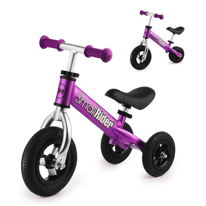 Беговел-каталка для малышей Small Rider Jimmy пурпурный - фото 8926