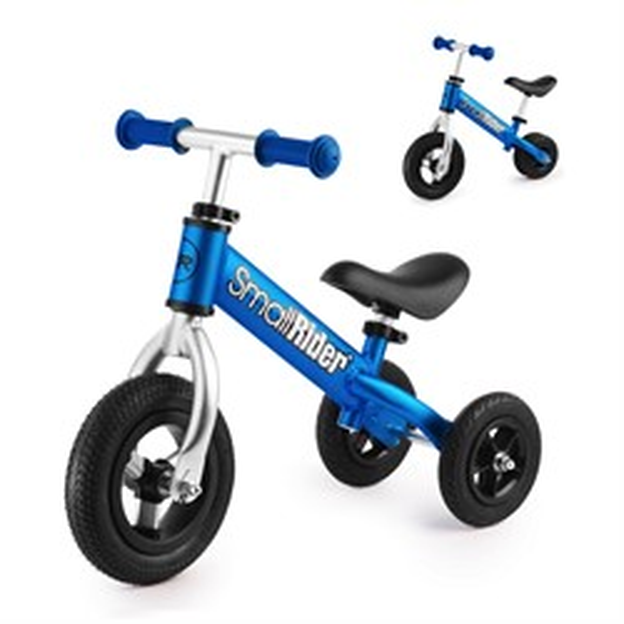 Беговел-каталка для малышей Small Rider Jimmy небесно-голубой - фото 8929