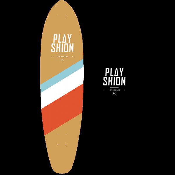 Лонгборд SURF RAINBOW - фото 8985