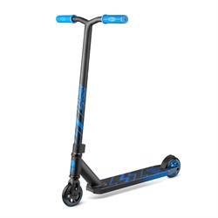 Трюковый самокат Madd Gear Whip Pro синий - фото 9044