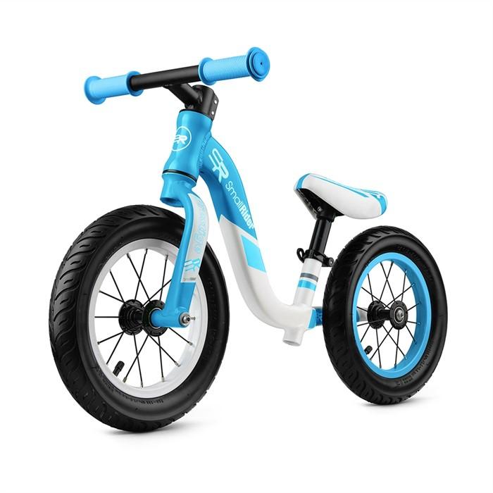 Детский элитный беговел Small Rider Prestige Pro синий - фото 9045