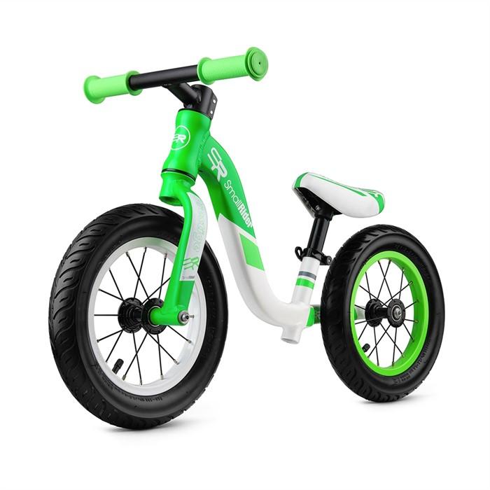Детский элитный беговел Small Rider Prestige Pro зеленый - фото 9054