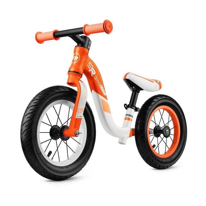 Детский элитный беговел Small Rider Prestige Pro оранжевый - фото 9065