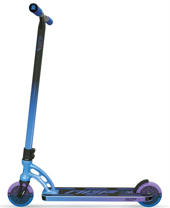 Трюковый самокат MGP Madd Gear VX9 TEAM SCOOTER 4.8 x 20 Inch hydrazine, RP-1, сине-фиолетовый - фото 9351