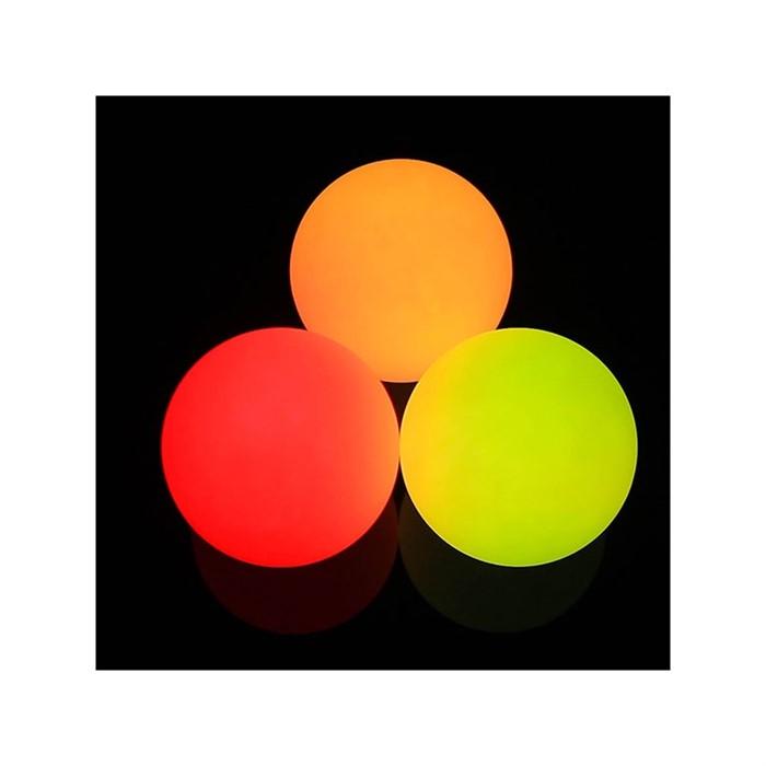 Шар Oddballs LED 10 режимов 68мм светодиодный - фото 9522
