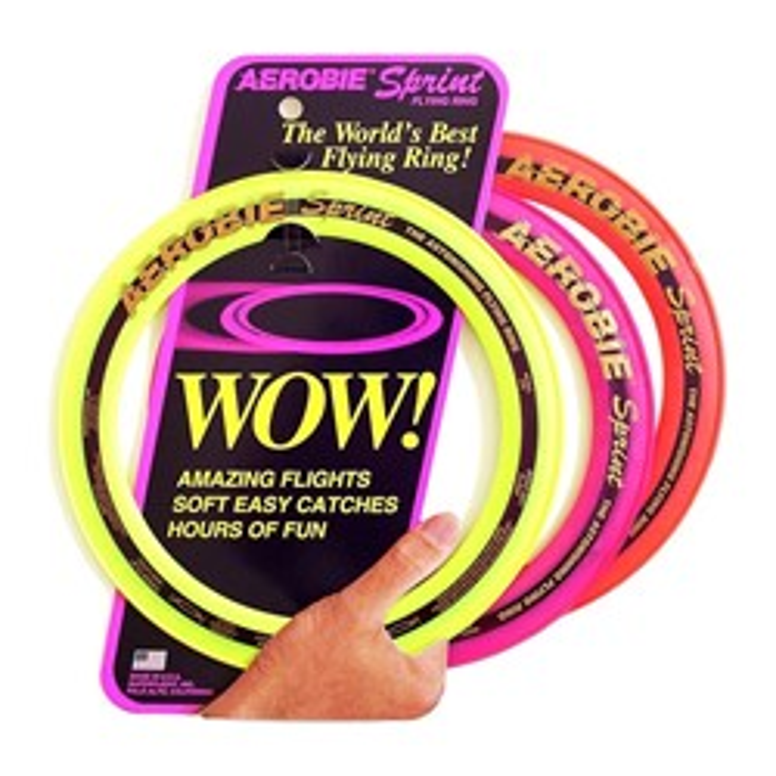 Летающее кольцо-фрисби Aerobie Sprint - фото 9914