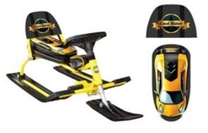 Снегокат Rider Comfort Auto со складной спинкой