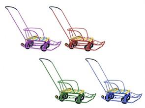 Санки на колесах«Тимка 5 универсал» Nika Т5У