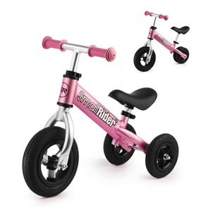 Беговел-каталка для малышей Small Rider Jimmy розовый