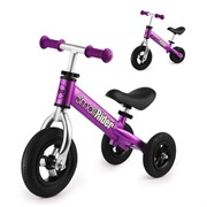 Беговел-каталка для малышей Small Rider Jimmy пурпурный