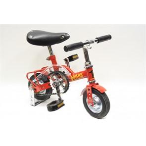 Трюковой мини велосипед Mini Bike красный