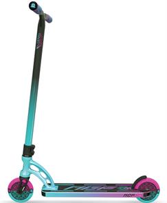 Трюковый самокат MGP Madd Gear VX9 TEAM SCOOTER 4.8 x 20 Inch hydrazine, бирюзово-розовый