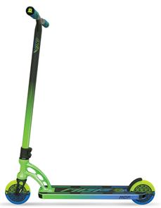 Трюковый самокат MGP Madd Gear VX9 TEAM SCOOTER 4.8 x 20 Inch hydrazine, Ethanol, зелено-голубой