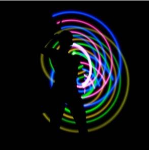 Стафф Kosmos Equinox JS2 LED 100 см светодиодный